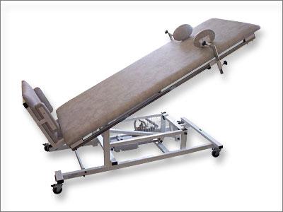 Stół pionizacyjny z napędem elektrycznym SP-1